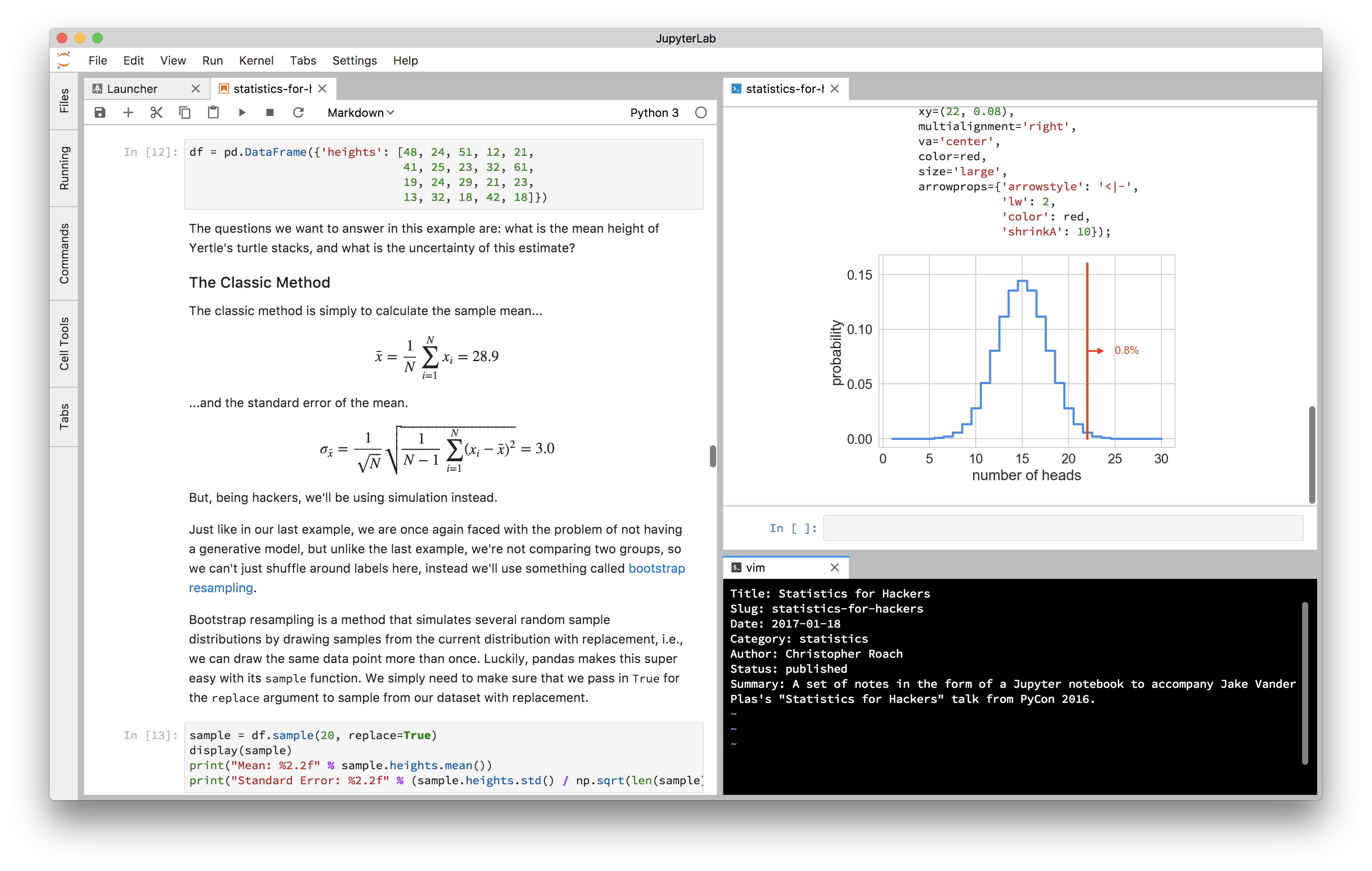 Running Jupyter Lab as a Desktop Application - Jupyter